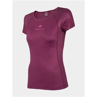 Koszulka Fitness Damska 4F TSDF013 H4Z0