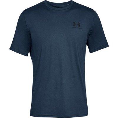 Koszulka Męska Under Armour Sportsyle Left Chest SS 1326799-408