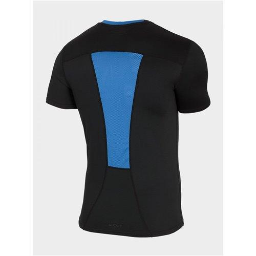Koszulka Męska  Fitness Outhorn TSMF602 HOZ20 czarna