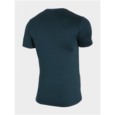 Koszulka Męska  Fitness Outhorn TSMF600 HOZ20 granat