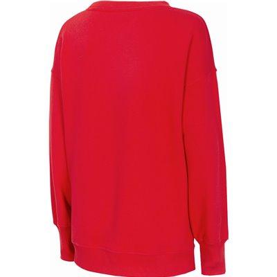 Bluza Damska 4F BLD011 H4Z20 Czerwona