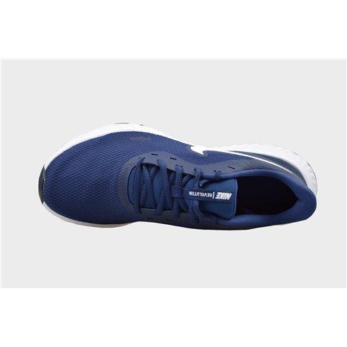 Buty Męskie Nike Revolution 5  BQ3204-400 Granat