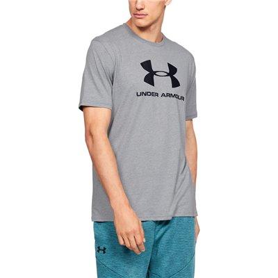 Koszulka Męska Under Armour Sportstyle Logo SS 1329590-036