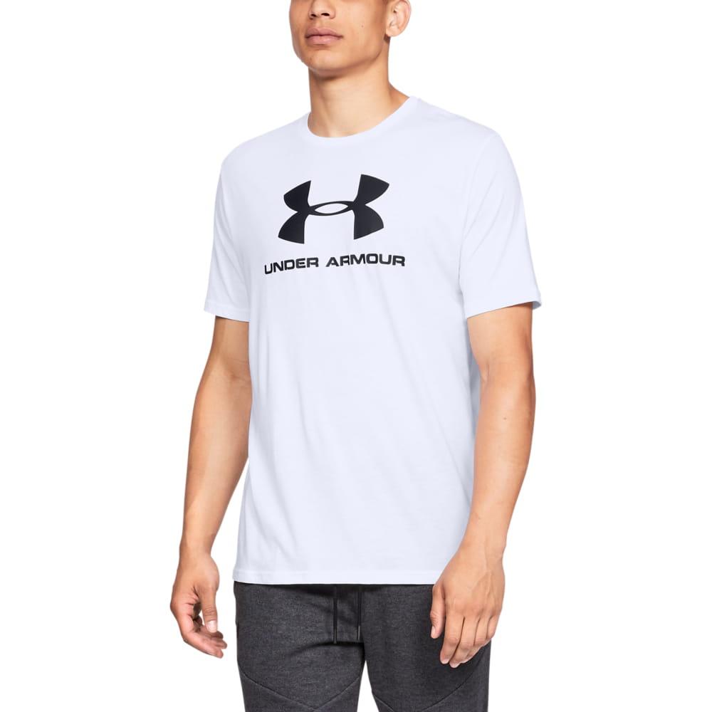Koszulka Męska Under Armour Sportstyle Logo SS 1329590-100