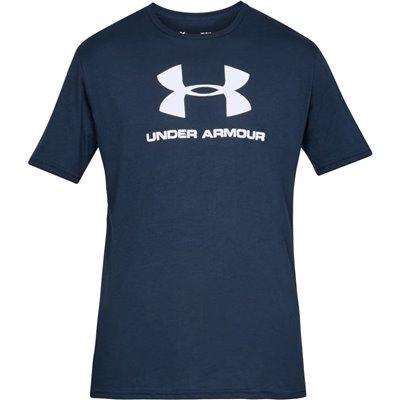Koszulka Męska Under Armour Sportstyle Logo SS 1329590-408