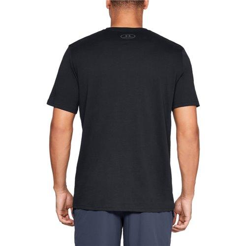 Koszulka Męska Under Armour Big Logo SS 1329583-001