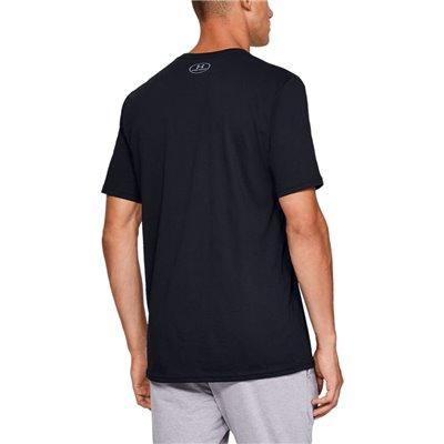 Koszulka Męska Under Armour Sportstyle Logo SS 1329590-001