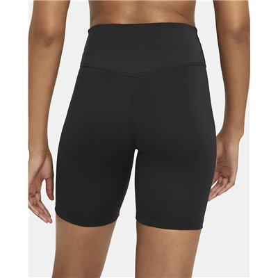 Spodenki Getry Damskie Nike One Mid Rise Short DD0243-010
