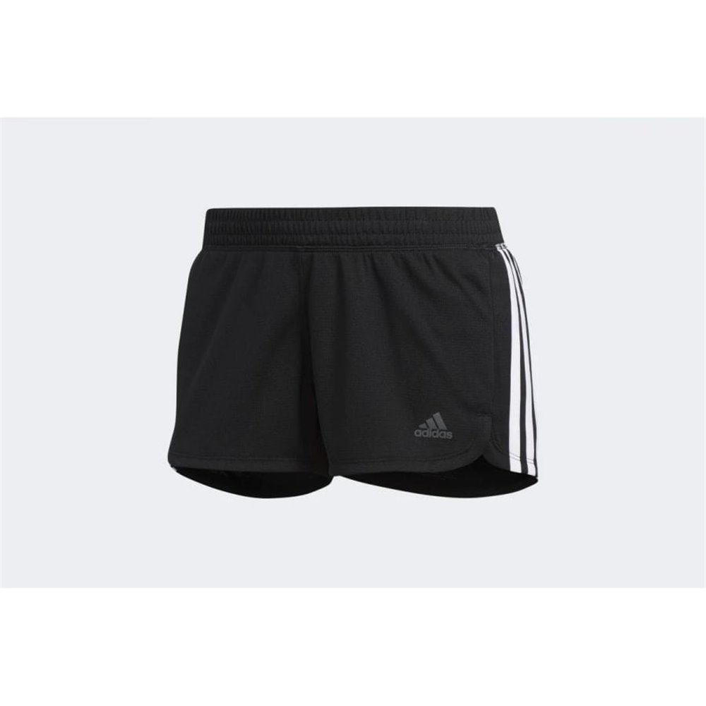 Spodenki Damskie Adidas Pacer 3S Knit DU3502