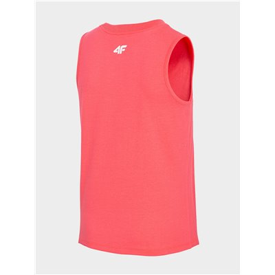 Koszulka Dziewczęca Top 4F JTSD013A HJL21