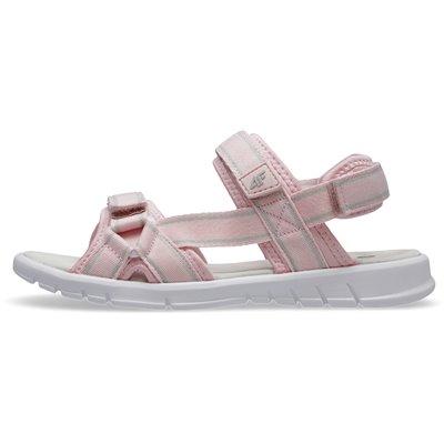 Sandały Dziewczęce 4F JSAD001  HJL21