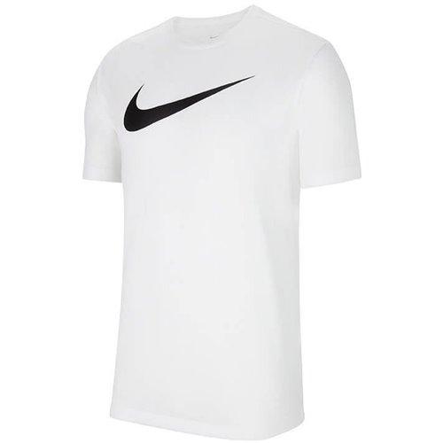 Koszulka Męska Nike MS Park 20 Tee TS21/22 CW6936-100 biały