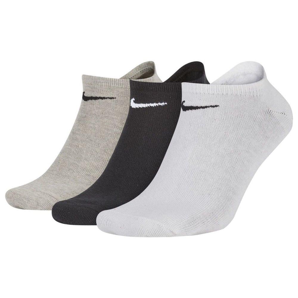 Skarpety skarpetki Nike Value No Show Czarne SX2554-901