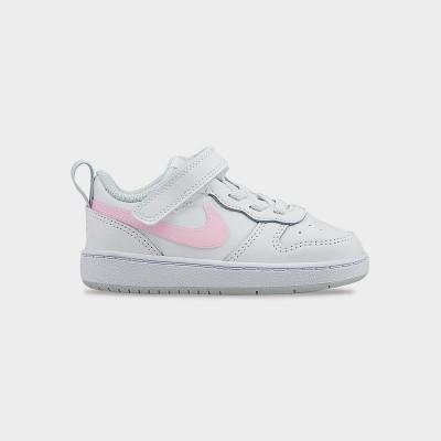 Buty dziewczęce Nike Court Borough Low 2 DD3021-100