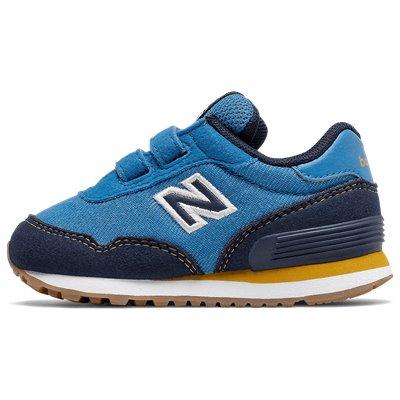 BUTY CHŁOPIĘCE NEW BALANCE NBIV515DB NIEBIESKI