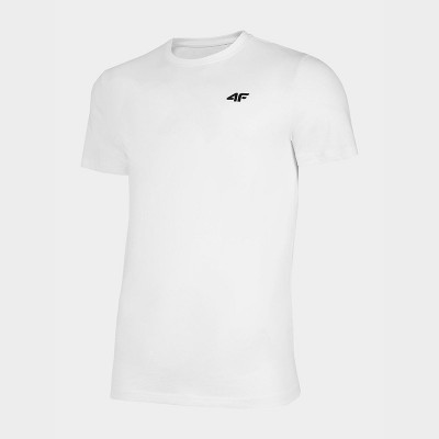 Koszulka Męska 4F TSM352 NOSH4 Biały