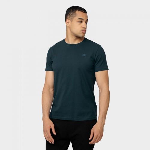 Koszulka Męska 4F TSM352 NOSH4 Granat