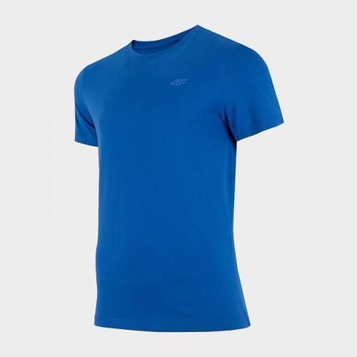 Koszulka Męska 4F TSM352 NOSH4 Niebieska
