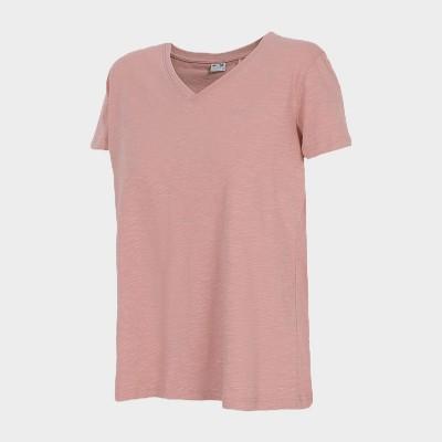 Koszulka Damska 4F TSD352 NOSH4 Jasny Róż