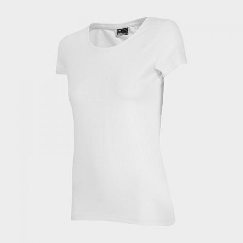 Koszulka Damska 4F TSD352 NOSH4 Biała
