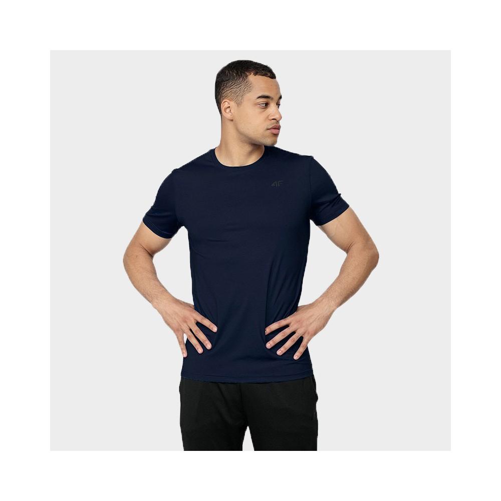 Koszulka Funkcyjna Męska TSMF351 NOSH4 Granatowa