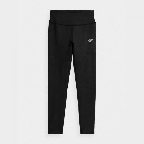 Spodnie Trenignowe Damskie SPDF018 H4Z21