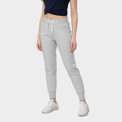 Spodnie Dresowe Damskie 4F SPDD350 NOSH4 Szare