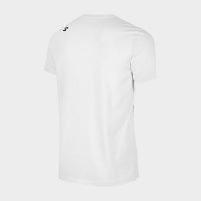 Koszulka Męska 4F TSM354 NOSH4 Biały