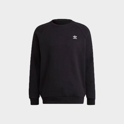 Bluza męska Adidas Originals Essential Crew H34645 Czarna