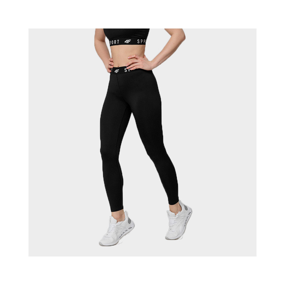 Spodnie Damskie Fitness 4F SPDF351 NOSH4