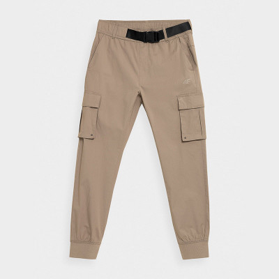 Spodnie Męskie 4F SPMC012 H4Z21 Jasny Brąz