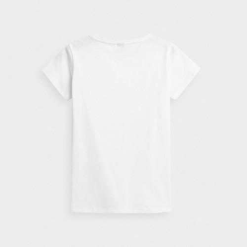 Koszulka Damska Outhorn TSD601 HOZ21 Biała