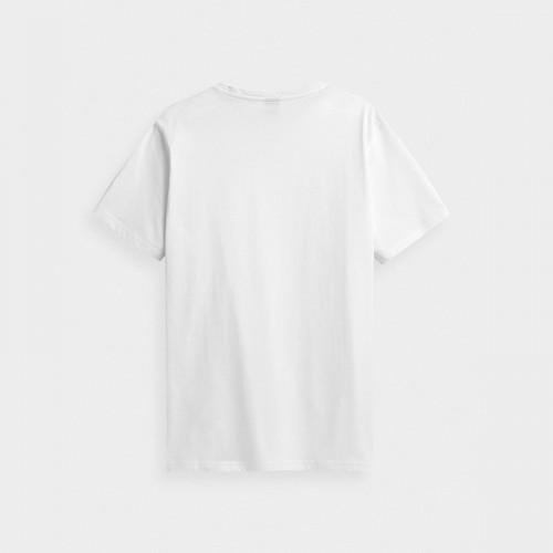 Koszulka Męska  Outhorn TSM601 HOZ21 Biała