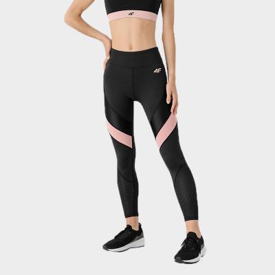 Spodnie Fitness Damskie SPDF020 H4Z21