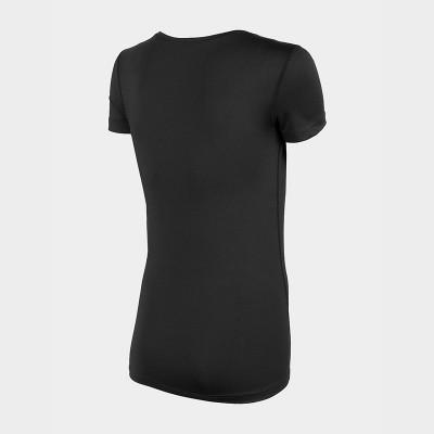 Koszulka Funkcyjna Damska TSDF352 NOSH4 Czarna