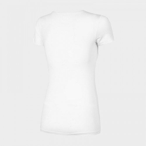 Koszulka Funkcyjna Damska TSDF352 NOSH4 Biała