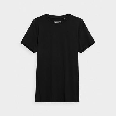 Koszulka Męska  Fitness Outhorn TSMF600 HOZ21 czarna