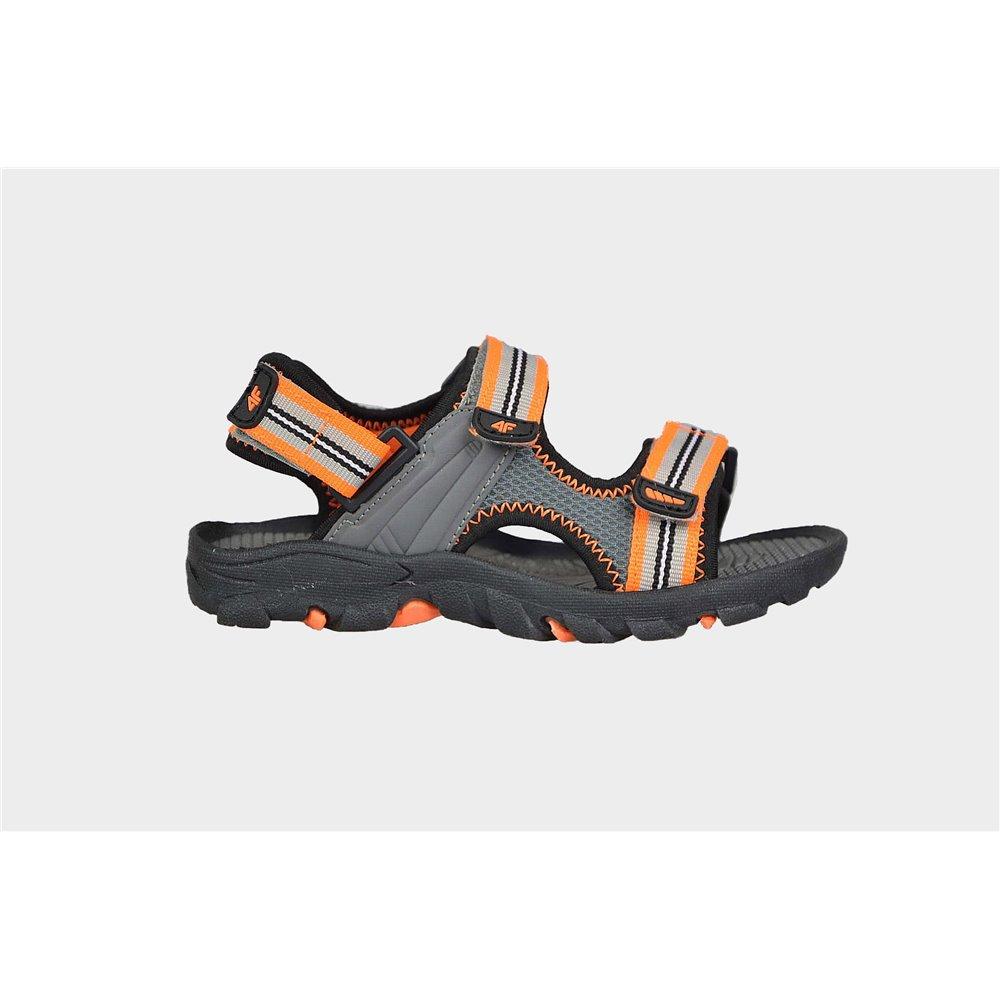 Sandały Chłopięce 4F JSAM003 mulitkolor