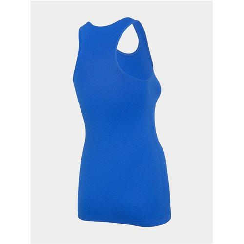 Koszulka Bokserka Damska 4F TSD003b H4L20 kobalt