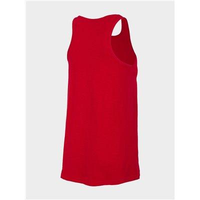 Koszulka Bokserka Damska 4F TSD004 H4L20 czerwona