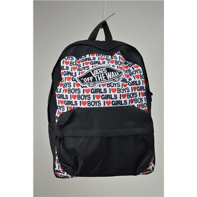 Plecak Vans Realm Backpack VN0A3UI6VDA1 czarny
