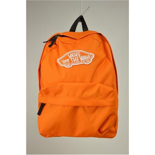 Plecak Vans Realm Backpack VANS  VN0A3UI6PUB1 pomarańczowy