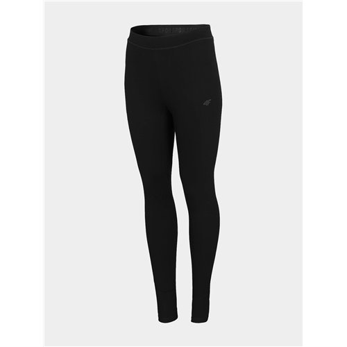 Legginsy Spodnie Damskie 4F LEG010 H4L21 Czarne